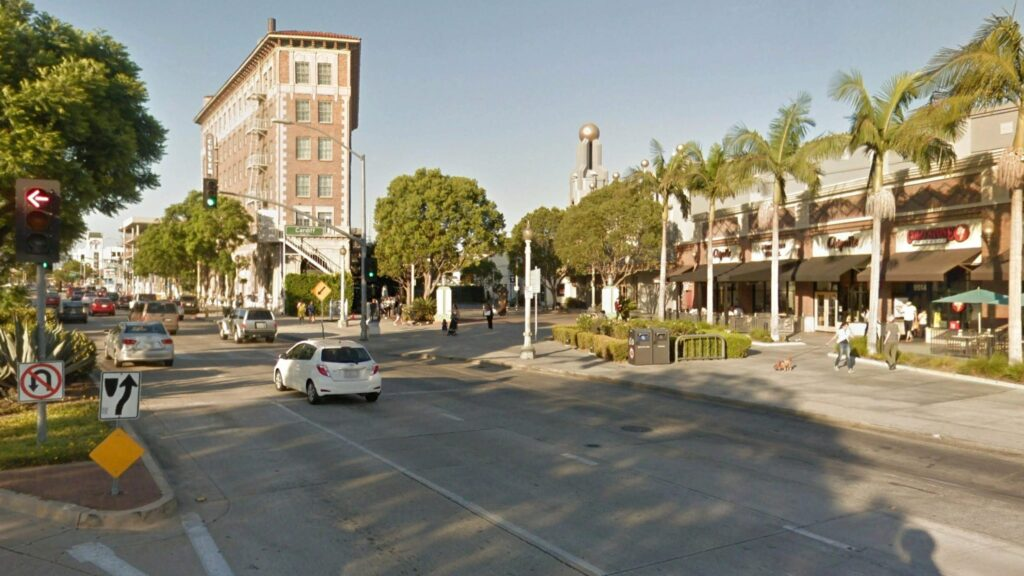 Move Culver City Street Image